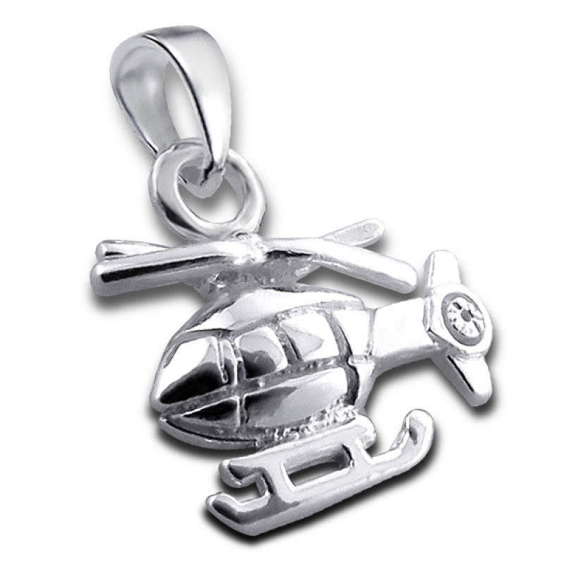 Helicopter Pendant