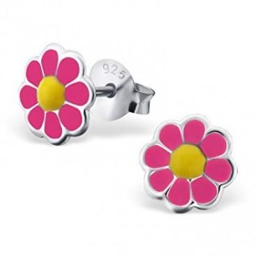 Pink Yellow Flower Power