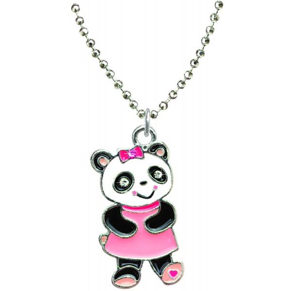 Panda Necklace in Panda Box