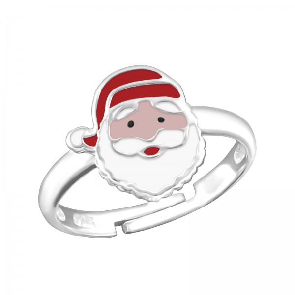 Cute Santa Claus Ring