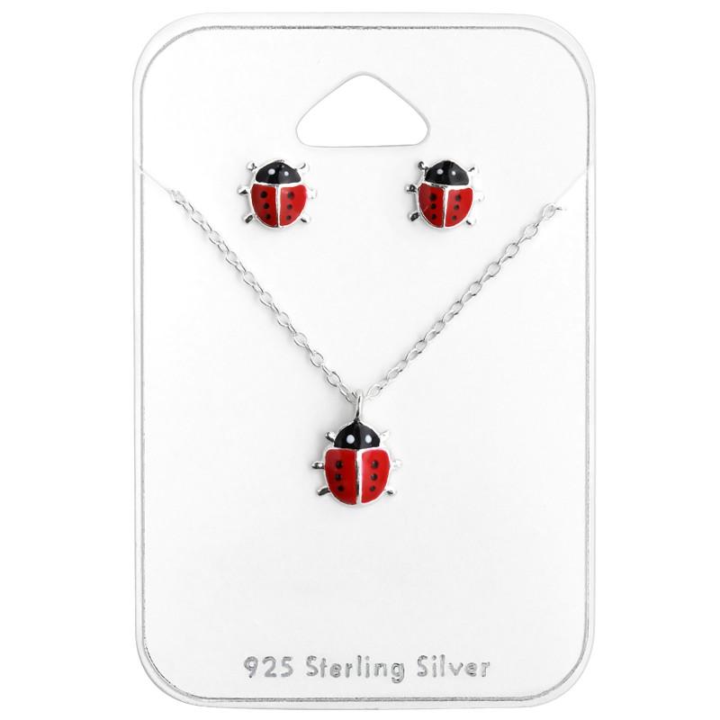 Red Ladybug Set