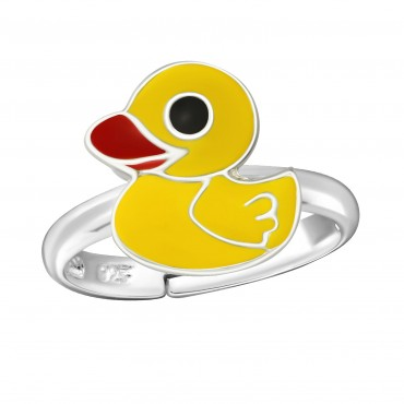 Cute Duck Ring