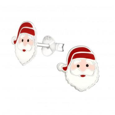 Cute Santa Ear Studs