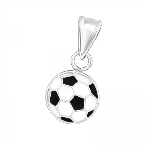 Cute Football Pendant